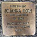 Stolperstein Metelen Schilden 15 Johanna Horn.jpg