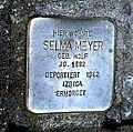 Stolperstein Selma Meyer - Aachen (3).JPG
