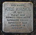Stolperstein für Adele Kurzweil.JPG