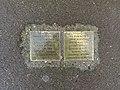 Stolpersteine Herch Léa Rubinstein 31 rue Cuvier Fontenay Bois 3.jpg