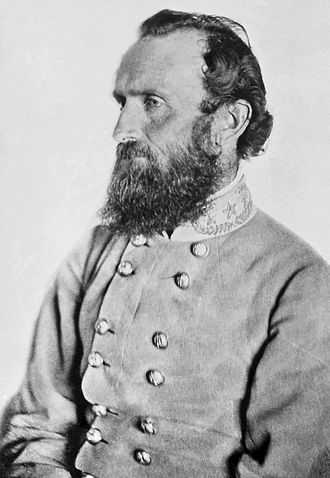 Jackson's Valley Campaign - Image: Stonewall Jackson