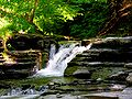 Stony Brook State Park waterfalls.jpg