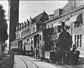 Stoomtram Maastricht-Vaals bij Station Maastricht,1935.jpg