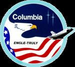 Missionsemblem STS-2