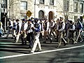 Students marching for Mount Saint Michael Academy in the 2010 SPD Parade.jpg