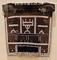 Sud africa, ndebele, grembiule per donna sposata (mapoto), xx secolo.jpg