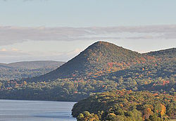 Sugarloaf Hill in the Hudson Highlands