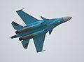 Sukhoi Su-34 at the MAKS-2013 (02).jpg