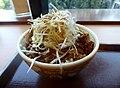 Sukiya white hair green onion beef bowl (good salt sauce).jpg