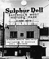 Sulphur Dell marquee.jpg