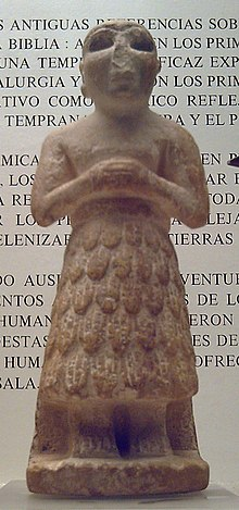 Ancient sumerian gods and goddesses