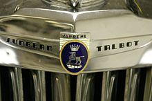 Sunbeam-Talbot badge (2919466543).jpg