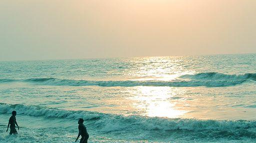 Sunrise-besant-nagar-beach-chennai-6