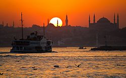 Sunset over Bosphorus.jpg
