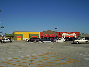 English: Supermercado de Wal-Mart in Spring Br...