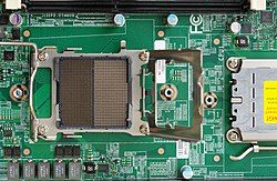 Socket C32 (Supermicro H8DCL-6F)