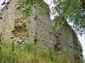 Sutton Valence Castle, remains of keep.JPG