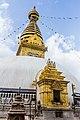 Swayambhunath Stupa -Kathmandu Nepal-0314.jpg