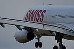 Swiss International Airlines, Airbus A340-300 HB-JMA NRT (25630363962).jpg