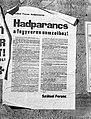 Szálasi Ferenc hadparancsa, 1944 Fortepan 72892.jpg