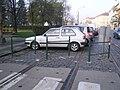 Szeged Somogyi utca kerékpártámaszok.JPG