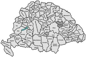Szilágy County