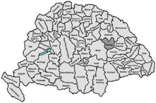 Szilágy County county of the Kingdom of Hungary