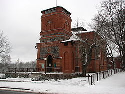 Tõrva church