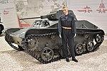 T-60 'A - 2317' - Patriot Museum, Kubinka (24524755458).jpg