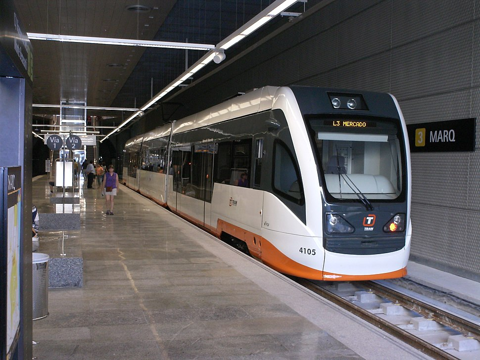 TRAM Alicante MARQ-C