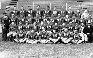 1945 Texas Tech Red Raiders football team - 1945 Texas Tech football team