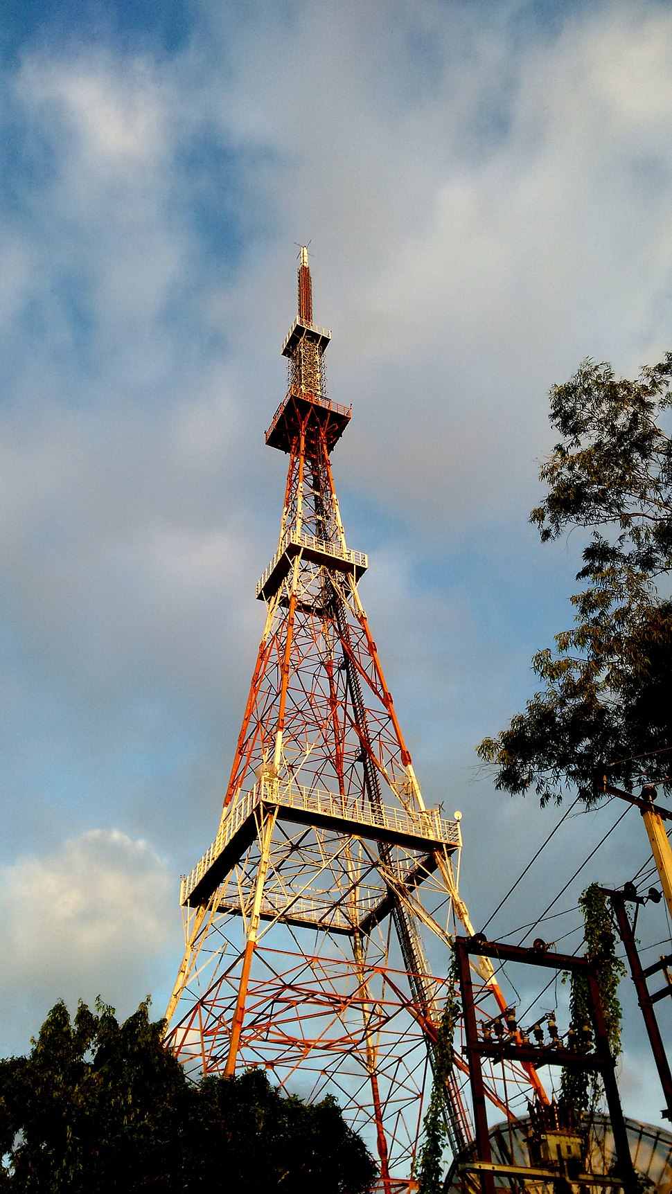 TV Tower Patna 04
