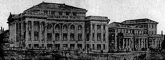 Tabernacle (concert hall) - Image: Tabernacle Nov 8 1907 Drawing