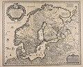 Tabula exactissima regnorum Sueciae et Norvegiae nec non maris universi orientalis... - CBT 5871627.jpg