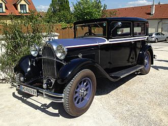 Automobiles Talbot France - c. 1930 M67 berline