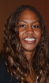 Tamika Catchings American basketball player
