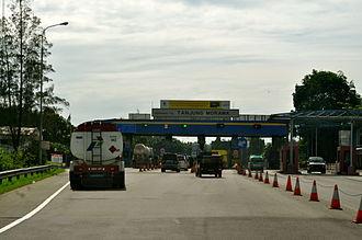 Belmera Toll Road - Tanjung Morawa Toll Plaza