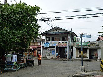 Tanod - Image: Tanod outside Brgy General Hughes Barangay Hall Iloilo City