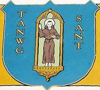 Tanwg - Image: Tanwg