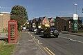 Telephone box and pedestrian crossing, Deighton Road (geograph 5918879).jpg
