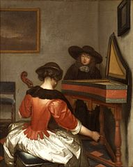 A Music-making Couple