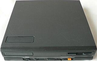 Sega TeraDrive home video game console