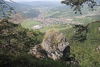 Terchová - Image: Terchová z Obšívanky