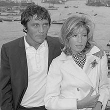 Terence Stamp Und Monica Vitti 1965