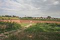 Terezín - Hlavní pevnost, úplné opevnění 13.JPG