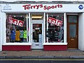 Terrys Sports, No. 78 The High Street, Ilfracombe. - geograph.org.uk - 1268171.jpg