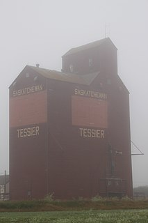 Tessier, Saskatchewan Hamlet in Saskatchewan, Canada