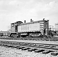 Texas & Pacific, Diesel Electric Switcher No. 1001 (21844249566).jpg