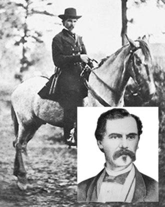 Union Army Balloon Corps - Thaddeus Lowe as Union Army Balloon Corps' Chief Aeronaut