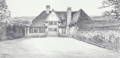 Thatched Cottage in a Monmouthshire Village 01.png